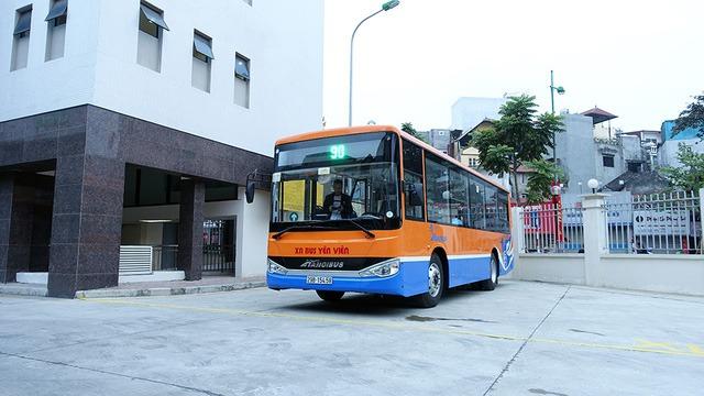 Bên cạnh Taxi đi Nội bài các bạn có thể lựa chọn xe Bus
